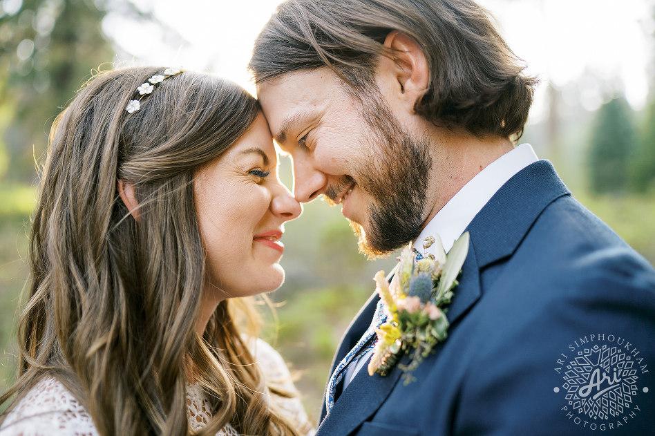 Granlibakken Tahoe Wedding Photographer